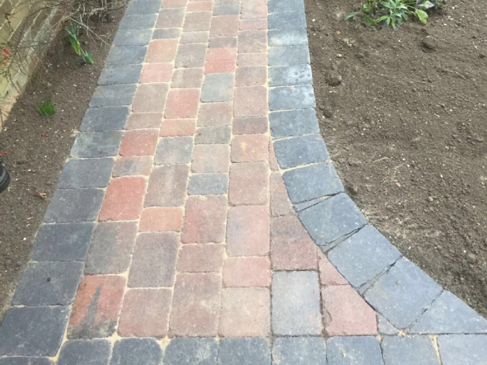 Buxted Driveway