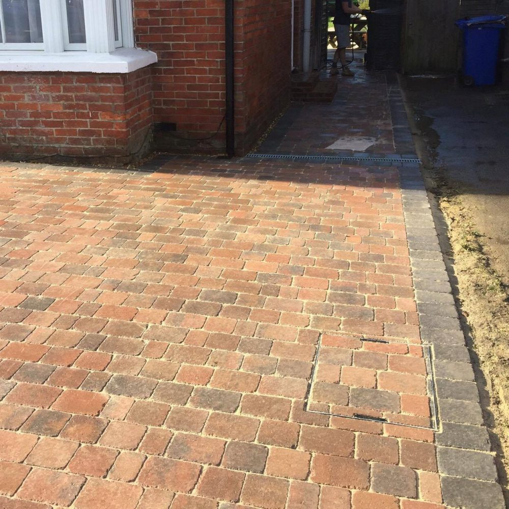 Driveway Installation- Haywards Heath, West Sussex