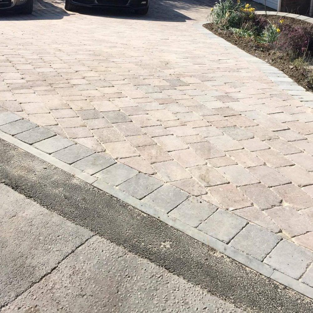 Driveway Installation & Construction of Retaining Walls- Balcombe, West Sussex