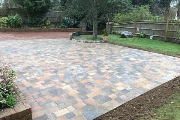 Lindfield, West Sussex Driveway Installation- Drivesett Tegula